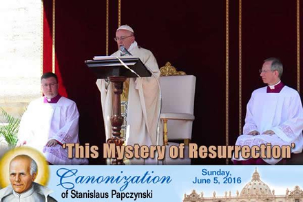 'This Mystery of Resurrection'
